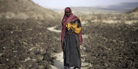 Äthiopien ist seit langem harten Auswirkungen des Klimawandels ausgesetzt, die sich in vielerlei Hinsicht auf das Leben der Menschen auswirken.